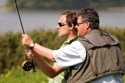 image of Introduction to Fly Fishing on Rutland Water