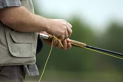 image of Fly Fishing for Two