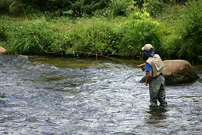 Fly Fishing for Two