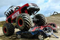 Click to view details and reviews for Monster Truck And 4x4 Off Road Family Ride For Four.