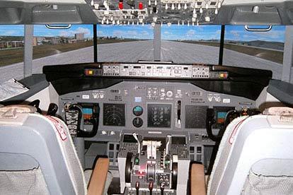 30 Minute Aeroplane Flight Simulator