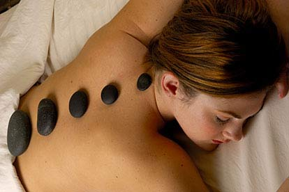 Hot Stone Full Body Massage for Two at Ki Spa, London