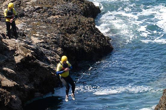 Coasteering Taster