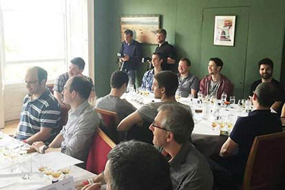 Whisky Blending Workshop