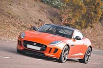 Jaguar F-Type Supercar Experience