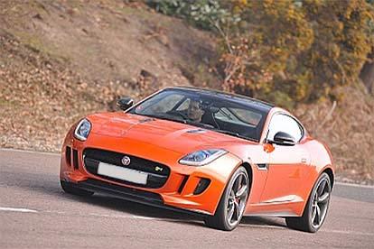 Jaguar F-Type Supercar Experience