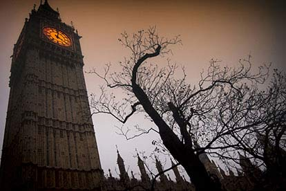 London Bridge Ghost Tour for Two