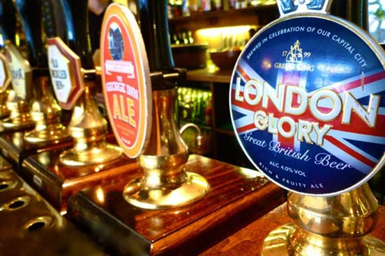 London Pub Tour for Two