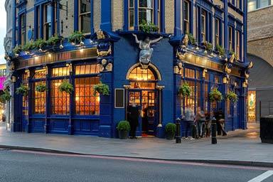 London Pub Tour for Two Thumb