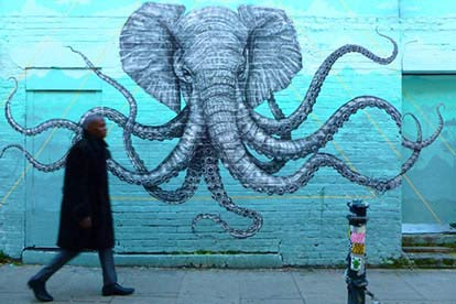 London Street Art Tour for Two
