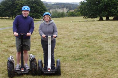 Segway Tour of Leeds Castle for 2 Thumb