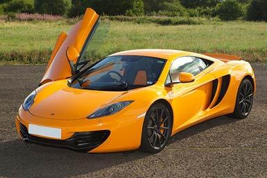 McLaren 12C Experience Thumb