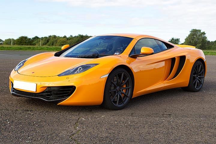 McLaren 12C Experience