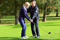 Click to view details and reviews for 30 Minute Golf Lesson With £5 Voucher.