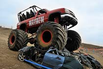 Click to view details and reviews for Monster Truck And 4x4 Off Road Passenger Ride.