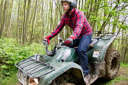 Quad Bike Thrill for Two