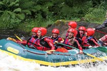 Click to view details and reviews for Saturday White Water Rafting Session At Canolfan.