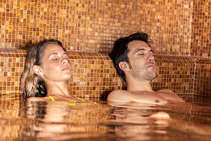 Relaxing Spa Experience For Two at Ki Spa, London