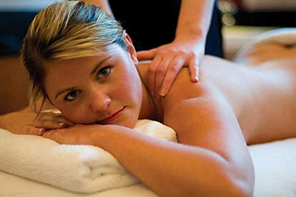 Party Pamper Package with Three Treatments