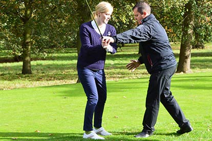 60 Minute Golf Lesson with £5 Voucher