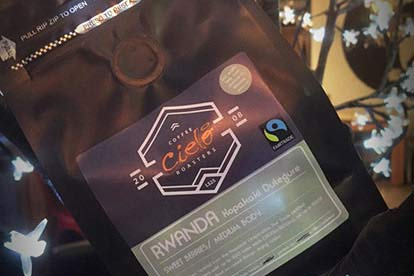 6 Month Coffee Subscription with Cielo