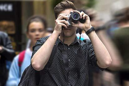 Soho Street Photography Tour