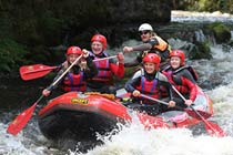 Click to view details and reviews for Sunday White Water Rafting Session At Canolfan.