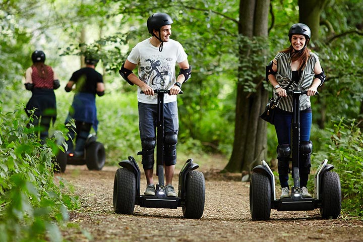 Segway Rally Adventure For Two