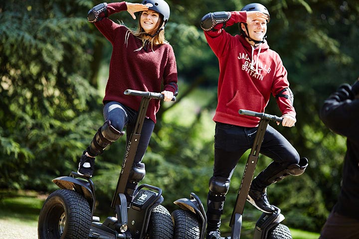Segway Thrill For Two Mid Week