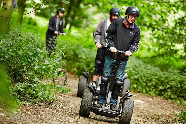Segway Thrill for Two - Mid Week