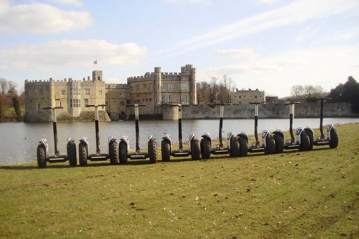 Segway Tour of Leeds Castle