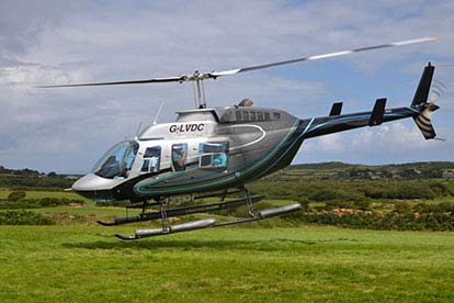 Heritage Helicopter Tour