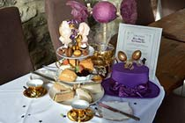 Willy Wonka Afternoon Tea for Two