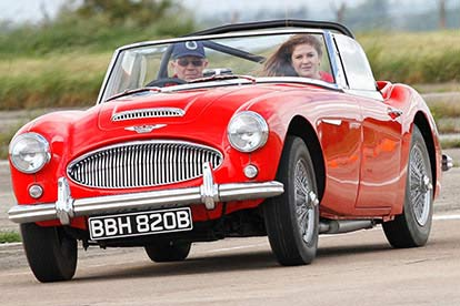 image of Austin Healey Blast