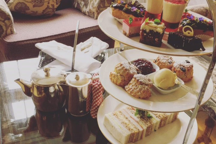 Afternoon Tea For Two At Rothay Manor