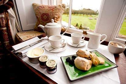 Spa Day with Afternoon Tea for Two