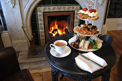 Afternoon Tea for Two at Ashmount Country House