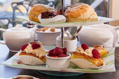 Afternoon Tea for Two at The Orestone Manor Hotel