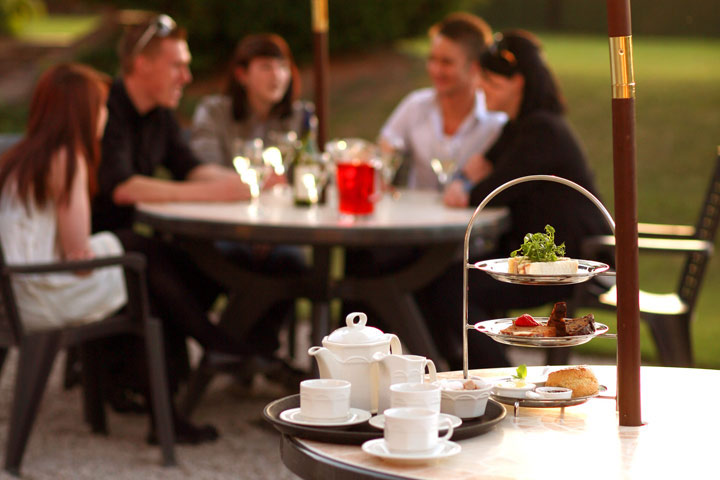 image of Afternoon Tea for Two at The Ruthin Castle Hotel