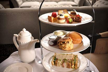 Afternoon Tea for Two at The Vermont Hotel