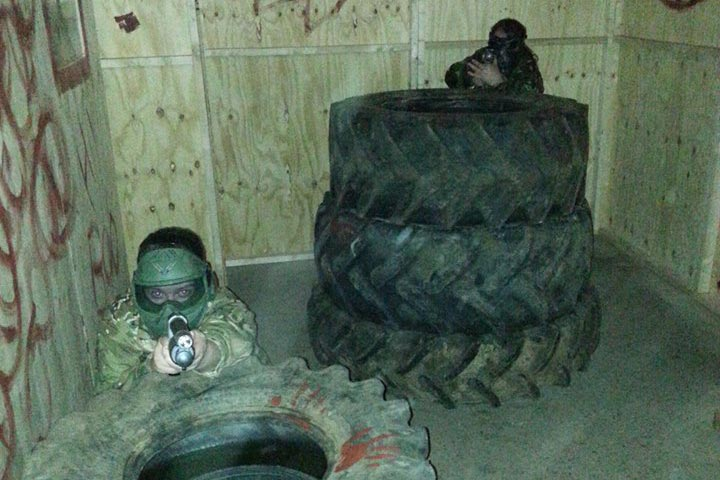 Airsoft Wars for Four