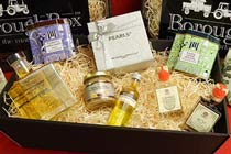 Click to view details and reviews for Boroughbox 3 Month Hamper Subscription.