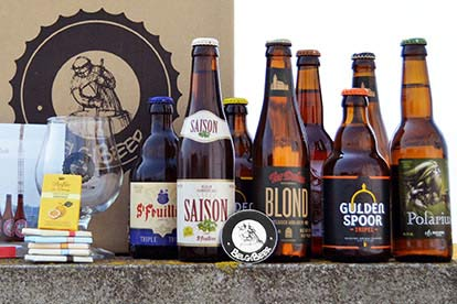 Two Month BelgiBeer Exclusive Subscription
