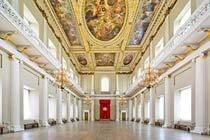 Entrance to the Banqueting House for Two