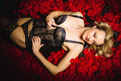 Luxury Boudoir Photoshoot with Paul Johnson Photography