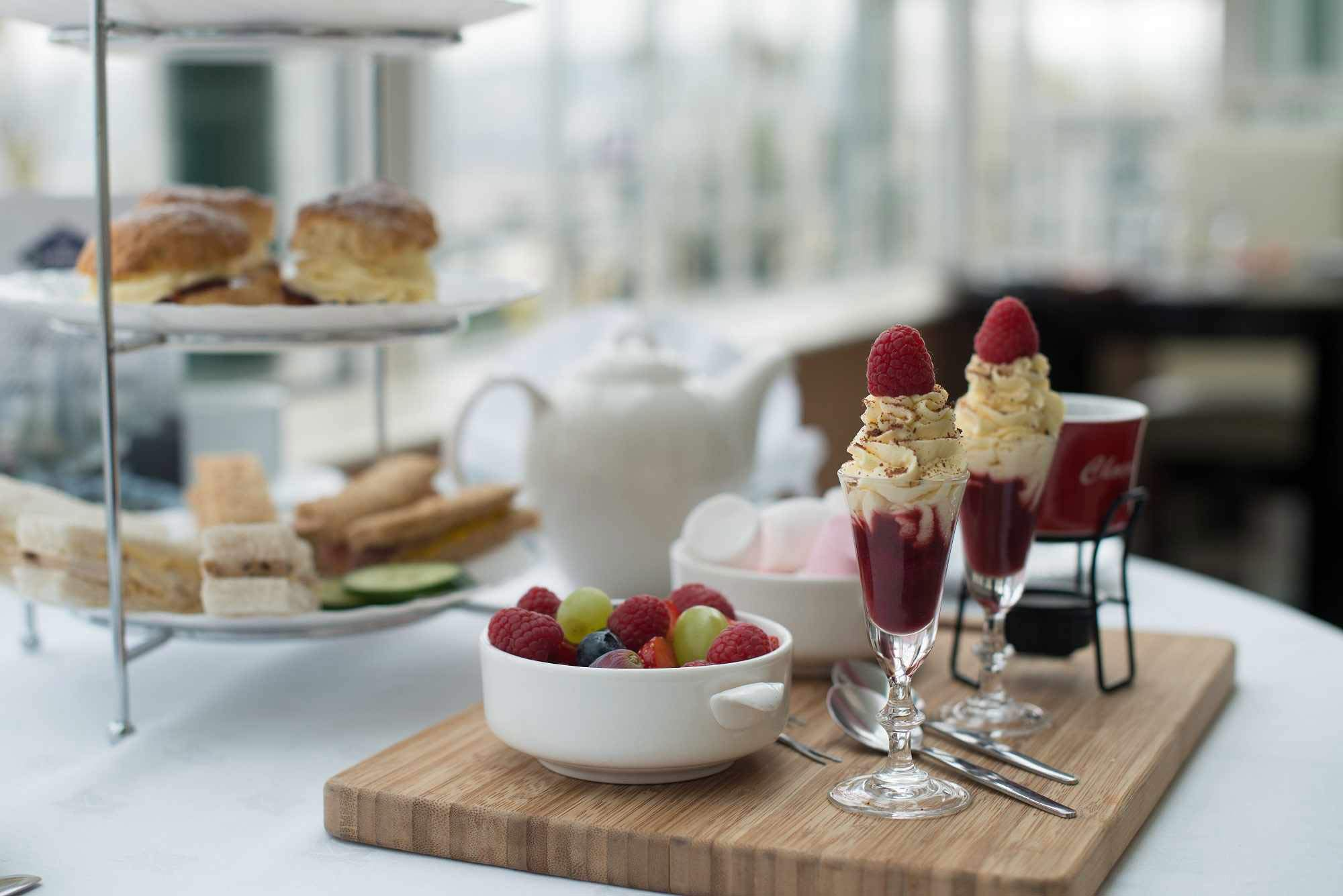 Champagne Afternoon Tea for Two at The Empress Hotel