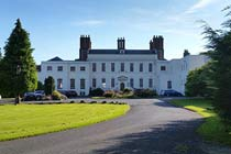 Champagne Afternoon Tea for Two at The Haughton Hall Hotel Thumb