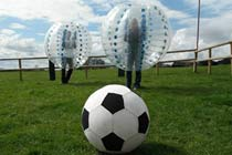 Body Zorbing for Two