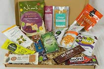 3 Month BoroughBox Organic Snack Box Subscription