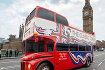 The Classic Bus Tour for Two Adults